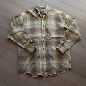 Pendleton sir Pendleton flannel, 100% wool sz m